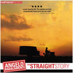 The Straight Story CD Cover