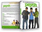 Psych Season 1 DVD Cover