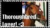 ThoroughbredLover.::.Stamp by astro101