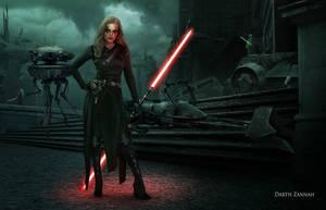 Darth Zannah - Order of the Sith Lords Series by Automatan