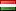 Mini Flag Hungary by Waheela