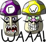 WAAAAAAAAshrooms