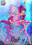 Winx: Altair Official Poster