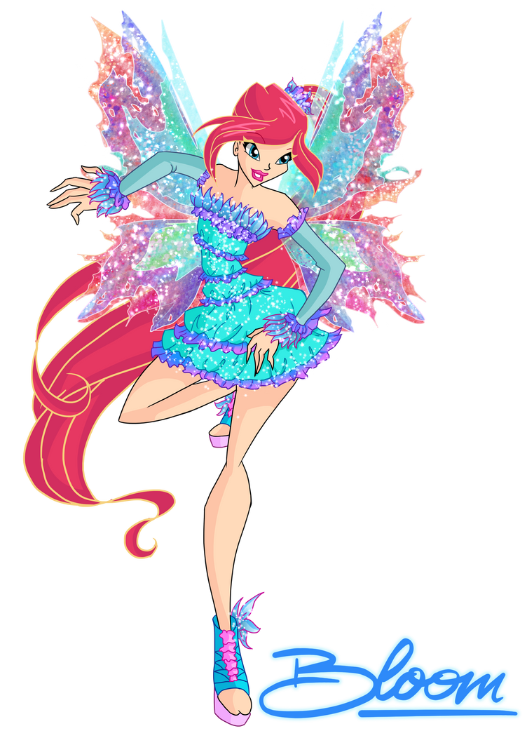 Winx: Bloom Season 6 by DragonShinyFlame