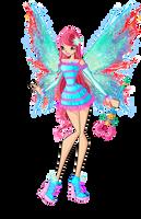 Winx: Bloom Mythix by DragonShinyFlame