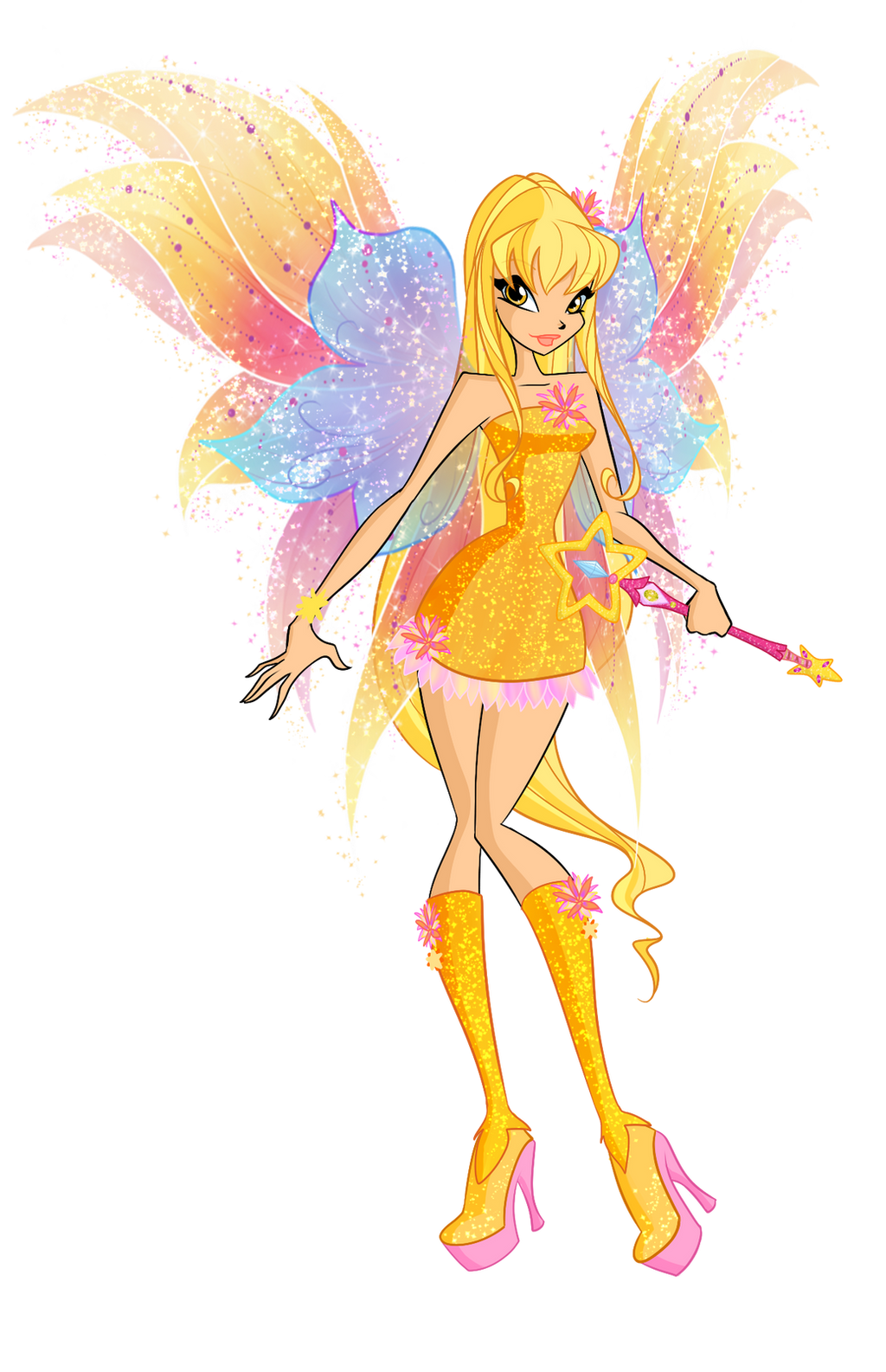 winx club stella dreamix | Stella - Dreamix on WOW-It-is-Dreamix ... | 1585x1024