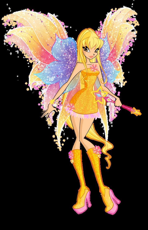 Winx: Stella Mythix by DragonShinyFlame