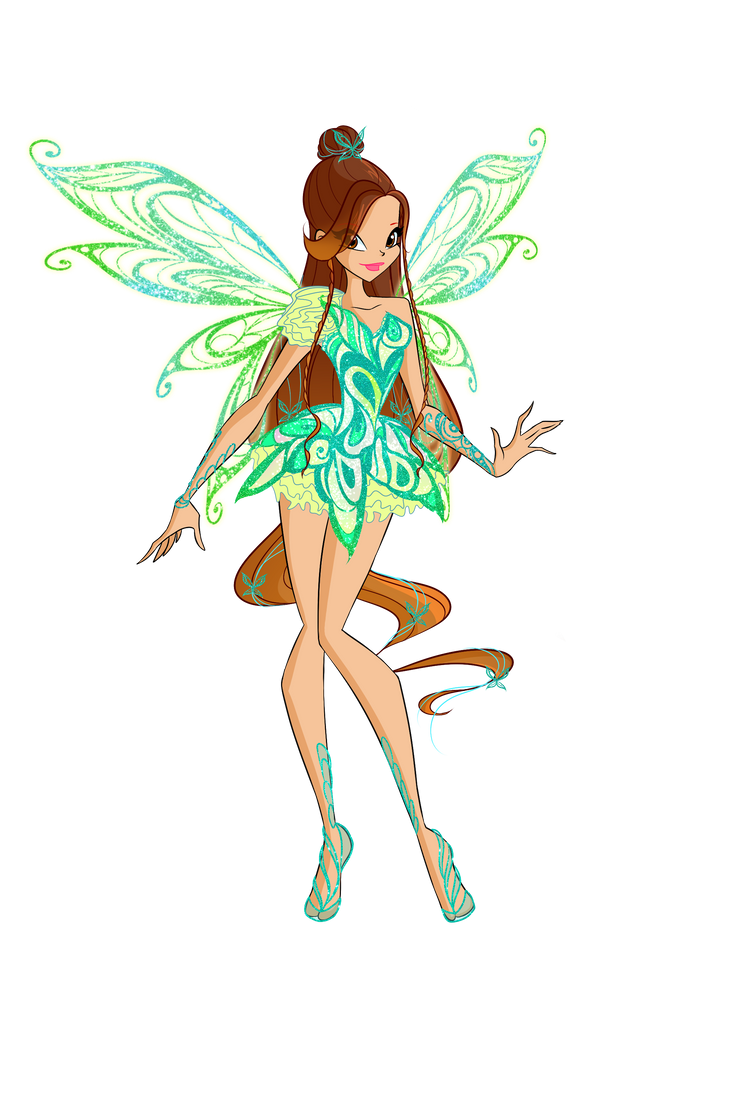 Winx: Mei Butterflyix by DragonShinyFlame