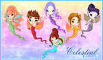 Winx: Celestial Fairies