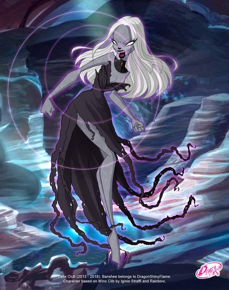 Winx: Banshee by DragonShinyFlame