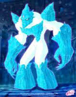 Winx: Ice Golem by DragonShinyFlame