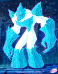Winx: Ice Golem by DragonShinyFlame