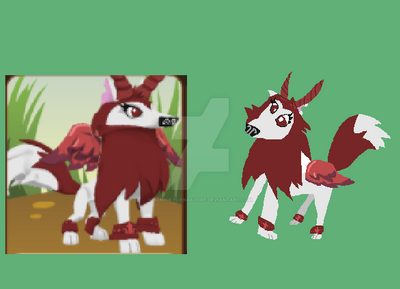Image of: Play Wild Animal Jam Arctic Wolf Look Drawing By Bonnieisfnafvore Drawingtutorials101com Animal Jam Arctic Wolf Look Drawing By Bonnieisfnafvore On