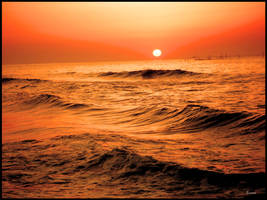 here comes the sun by un-ange-etrange