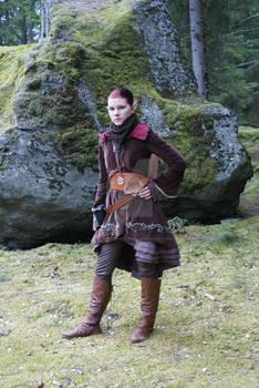 Desert elf updated gear