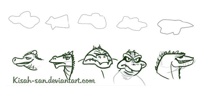 DAC Shapes Challenge: Crocs