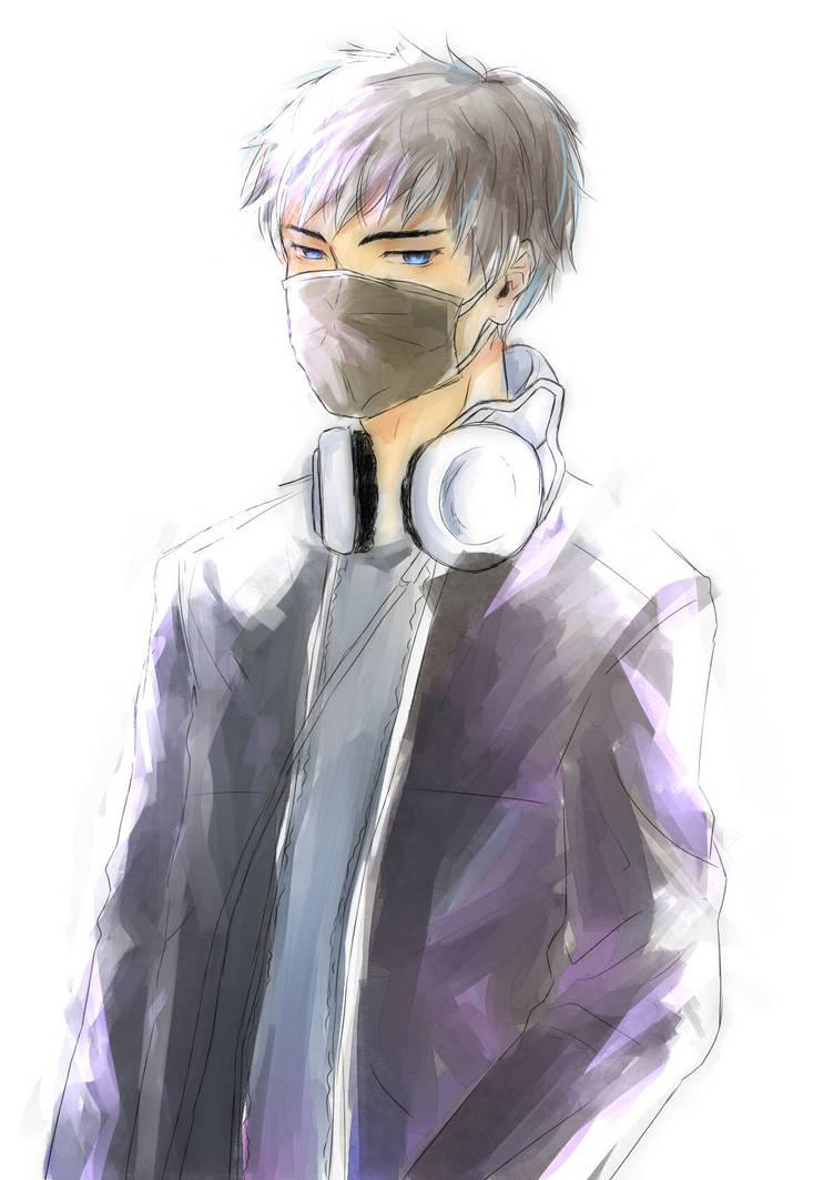cowok pake masker ww by xiemon shi dbw9f4s