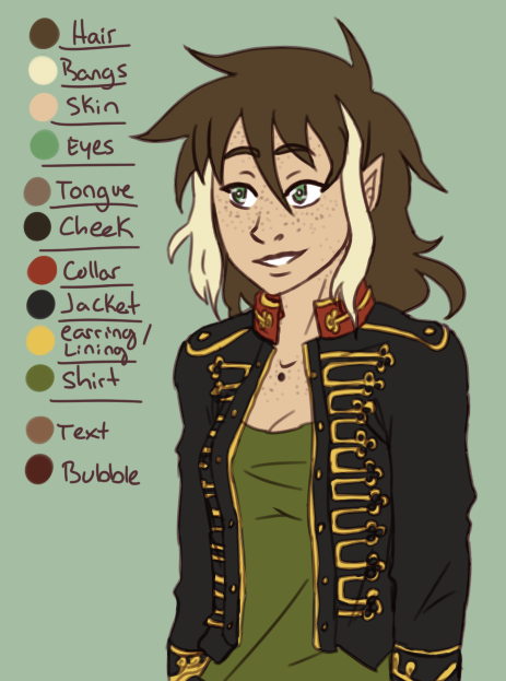 Kendra - Final Design About Page Reference by EuchredEuthanasia