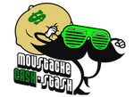 Moustache Cash-Stash