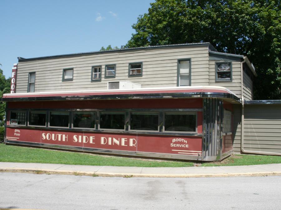 South Side Soda Shop Diner Restaurant