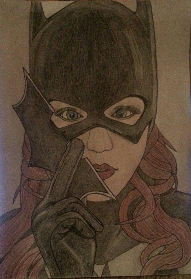 MangoSirene - Batgirl by kngdmhrts2