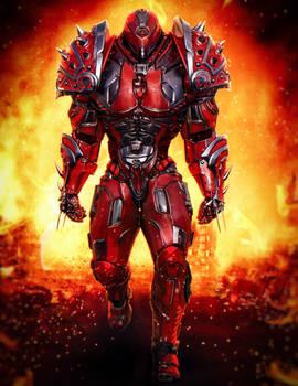 Maleko Armored
