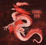 ADOPTABLE OPEN - Coral Ice by Helga-BlueEyed