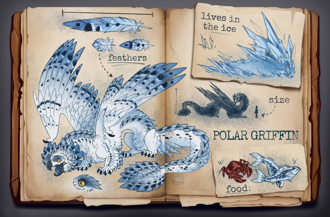 AUCTION CLOSED - Polar Griffin