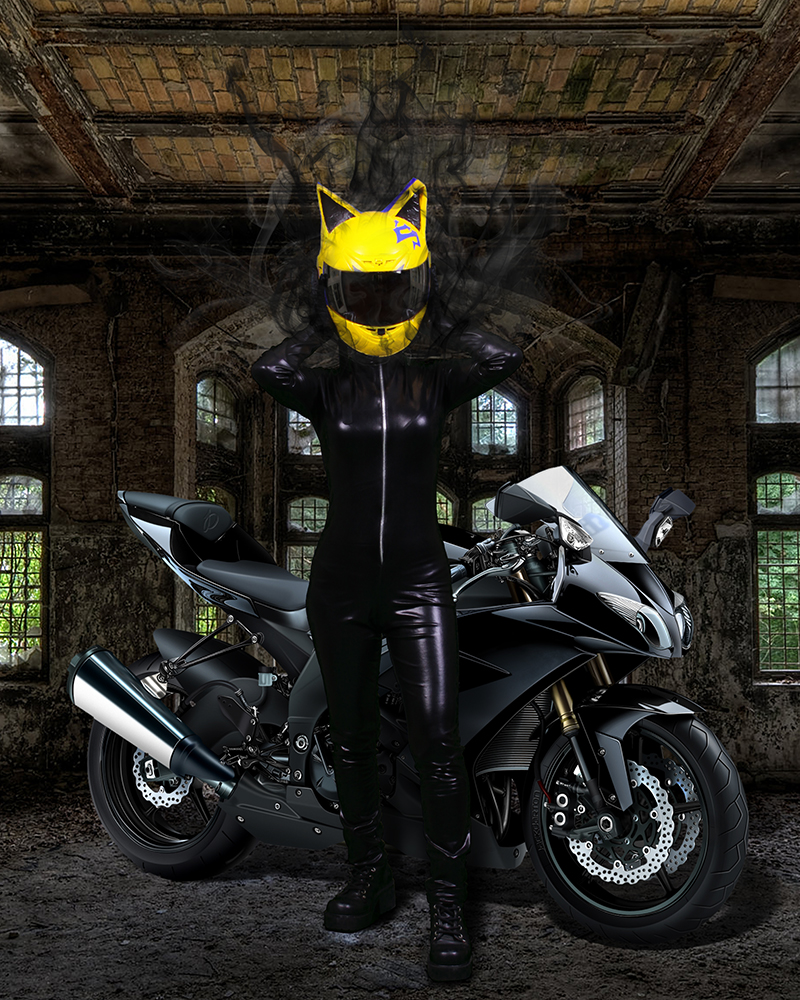 Celty Saikoucon 2013 by ViviDoll