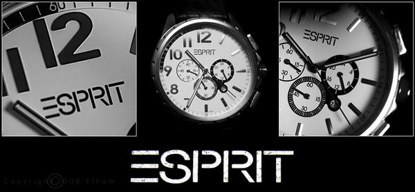 Esprit Watch .. by Inspiration-sa