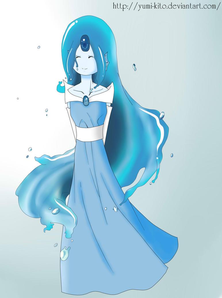 картинки принцесса воды время приключений