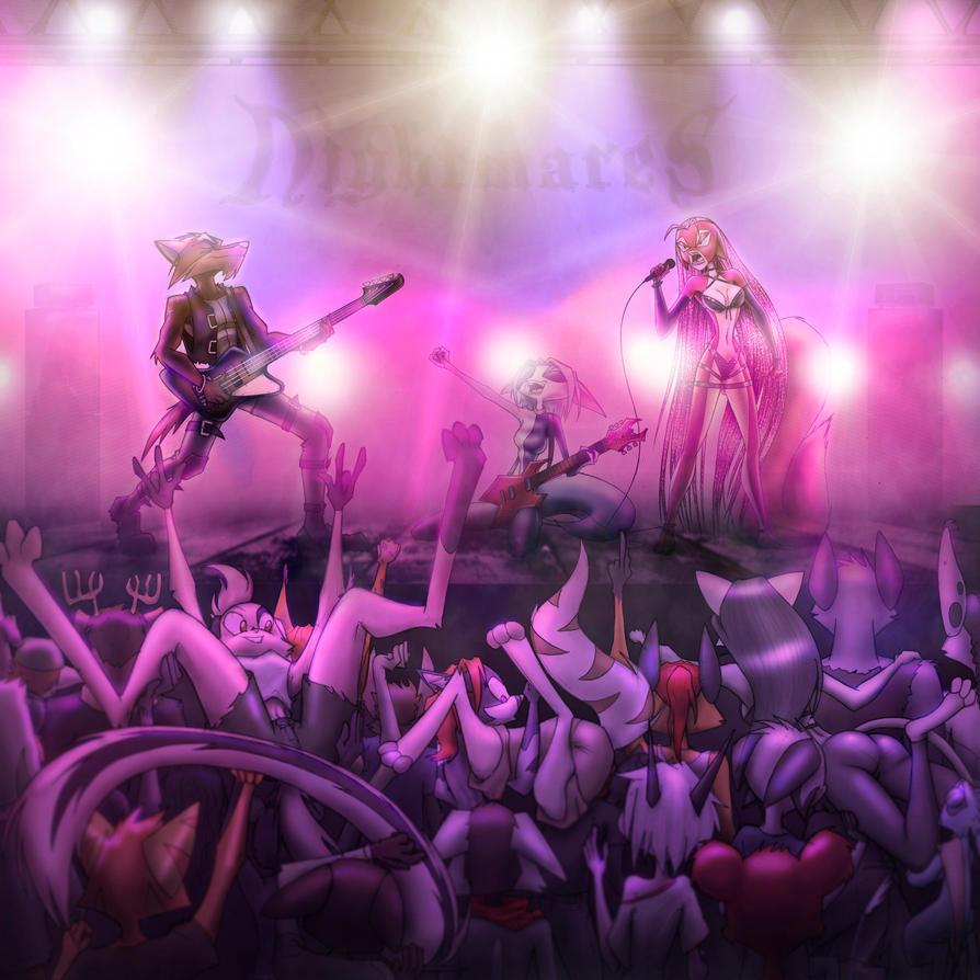 Andaruna Metal (Nightmares) by S-t-r-i-k-e-r