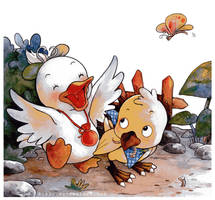 Hiya Chick kun by kinly