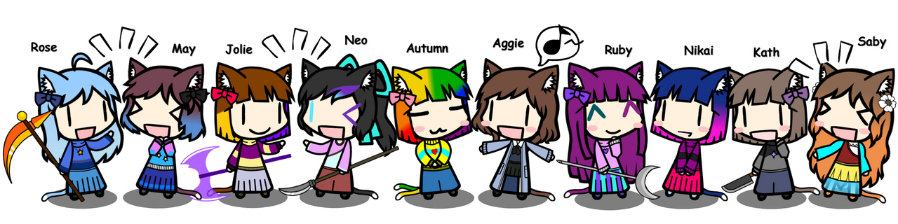 [Walfas]Gathering #Neko