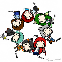 [Walfas]Gathering (for Late) (Gift)
