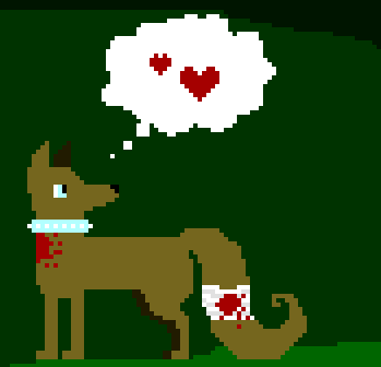 Pixel Art (not Done) by ZombieDogXwX