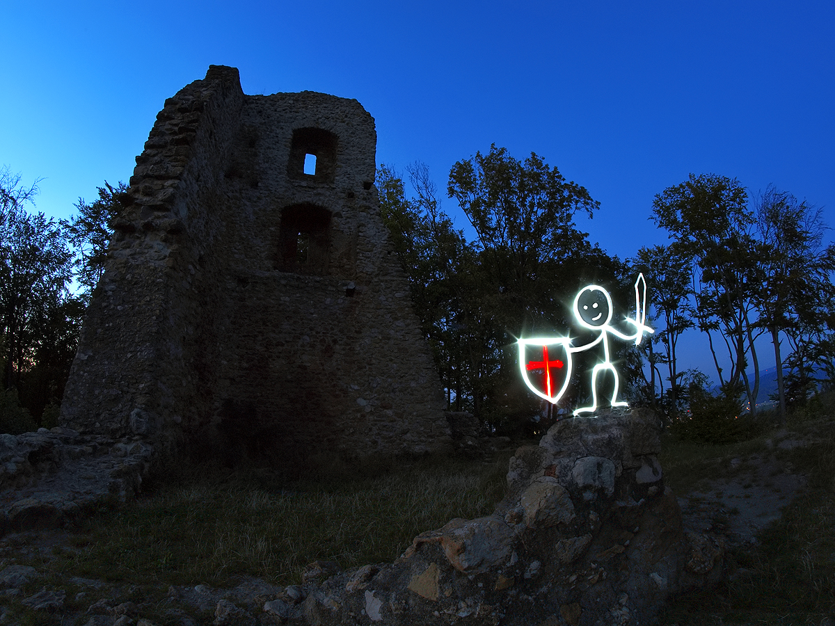 Guardian of Freiburg by orestART