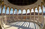 In the tower of Scala Contarini