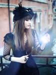 Wizard Lady by orestART