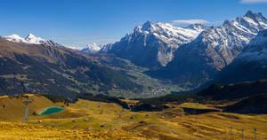 Grindelwald by orestART