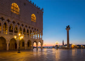 Morning Palazzo Ducale by orestART