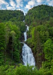 Giessbach waterfall II
