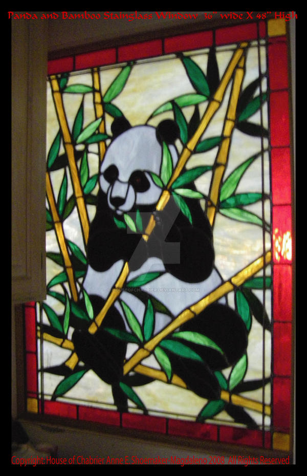 Stained Glass Window for House
