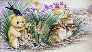 Rabbits Concept Art 2