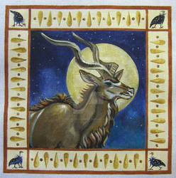 Kudu by Moonlight