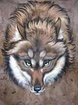 Suspicious Wolf