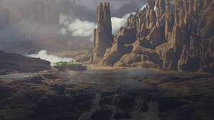 Rock Forest