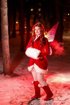 Rosetta Fairy Cosplay