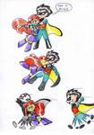 Chibi Teen Titans 2