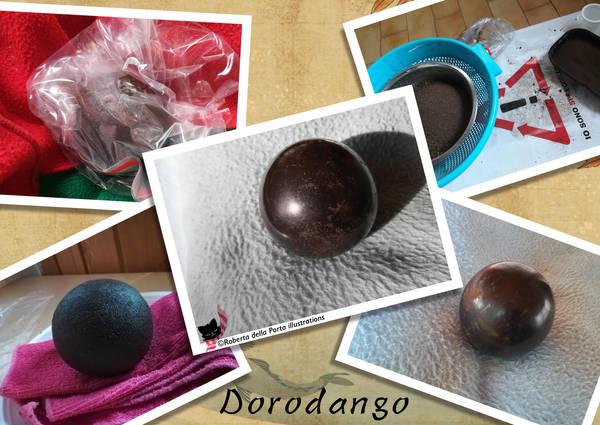 Dorodango-1 by Sheep-in-the-moon